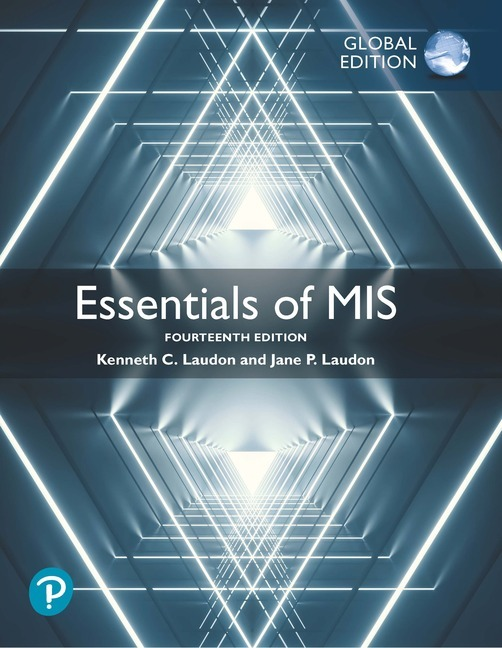 Essentials of MIS, Global Edition - Image