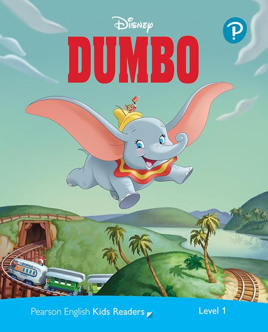 Pearson English Kids Readers Level 1: Disney Dumbo - Image