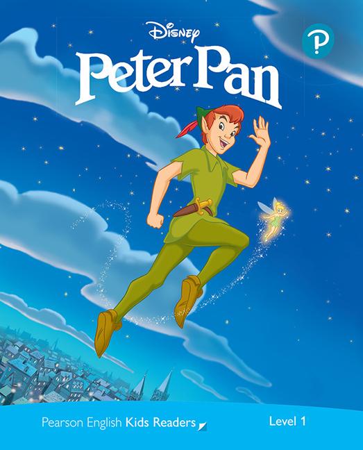 Pearson English Kids Readers Level 1: Disney Peter Pan - Image