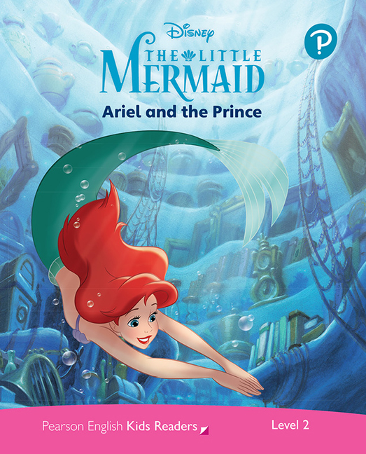 Pearson English Kids Readers Level 2: Disney The Little Mermaid: Ariel and the Prince - Image