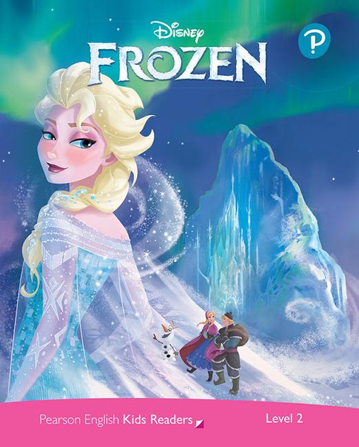 Pearson English Kids Readers Level 2: Disney Frozen - Image