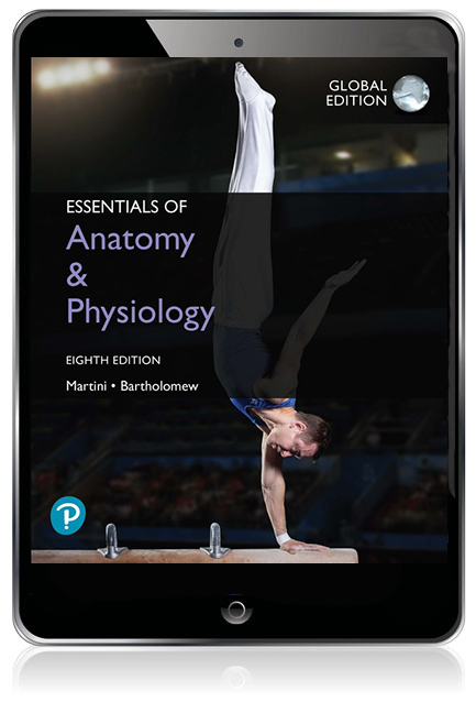 Essentials of Anatomy & Physiology, Global Edition Pearson eText - Image