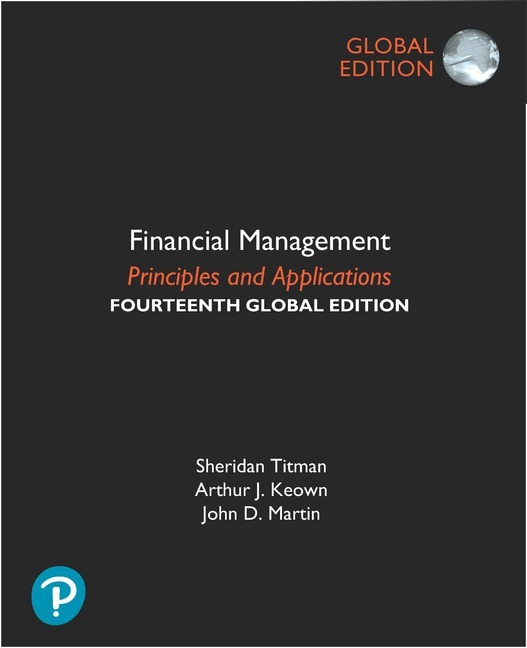 Financial Management: Principles and Applications, Global Edition - Image