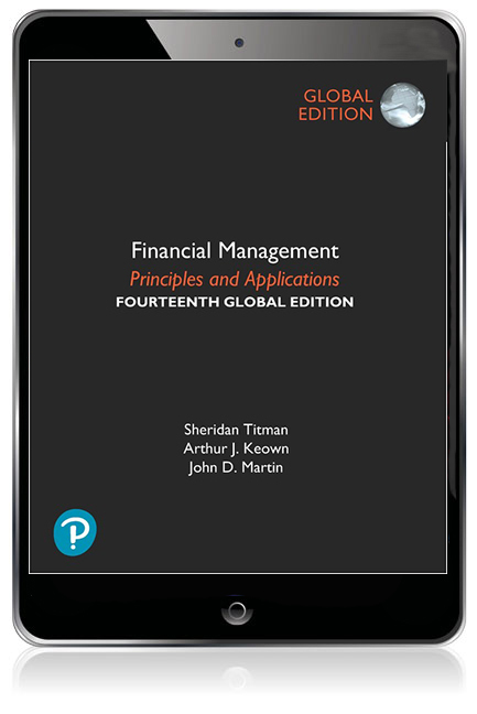 Financial Management: Principles and Applications, Global Edition eBook - Image