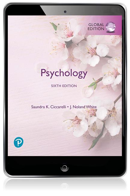 Psychology, Global Edition eBook - Image