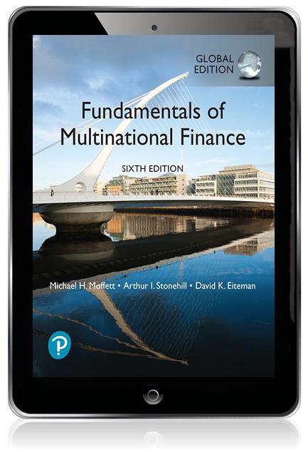 Fundamentals of Multinational Finance, Global Edition eBook - Image