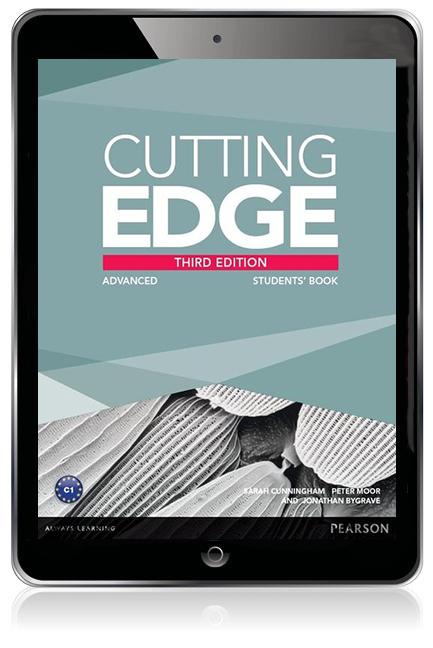 Cutting Edge Advanced eBook - Image