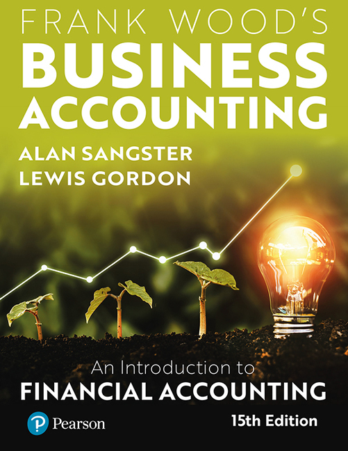 Frank Wood's Business Accounting Volume 1 - Image