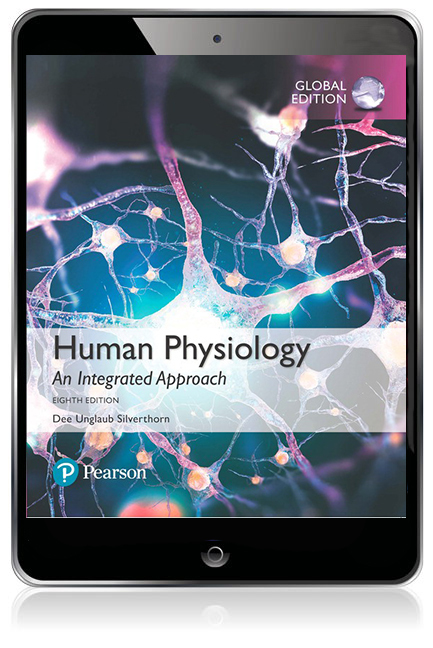 Human Physiology: An Integrated Approach, Global Edition Pearson eText - Image
