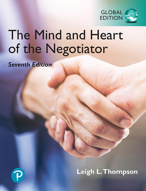 The Mind and Heart of the Negotiator, Global Edition - Image