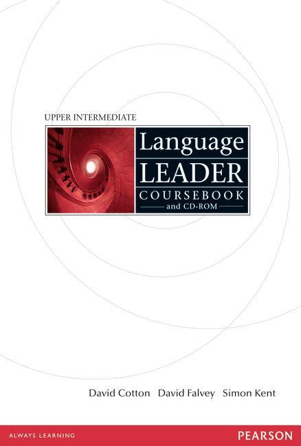 LANGUAGE LEADER UPPER INTERMEDIATE COURSEBOOK & CD