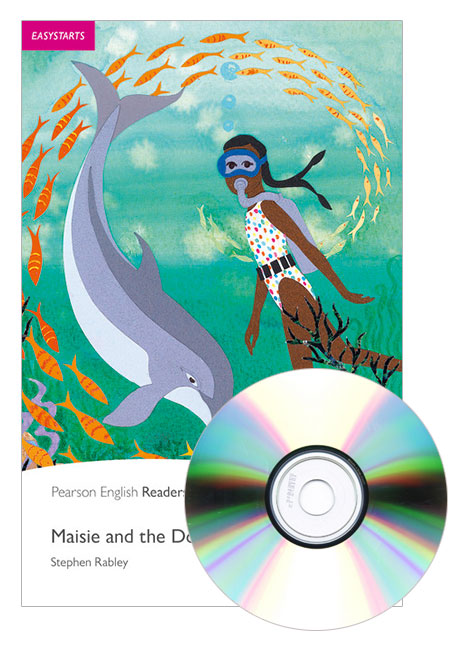 Pearson english readers easystarts maisie and the dolphin book lives in the bahamas her mother and father work at an animal hospital maisie has a new friend his name is ben and hes a dolphin ben is very ill fandeluxe Images