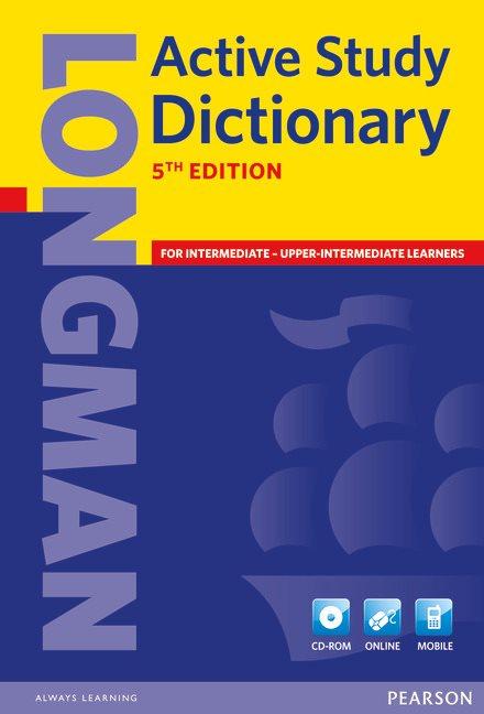 Longman Active Study Dictionary CD-ROM Pack