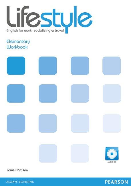 Lifestyle Elementary Workbook and Workbook CD Pack - Image