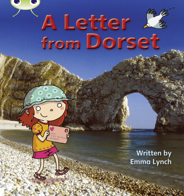 Bug Club Phonics Phase 3: A Letter from Dorset (Reading Level 5/F&P Level E)