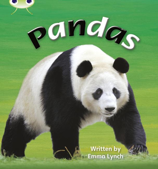 Bug Club Phonics Phase 3: Pandas (Reading Level 4/F&P Level D)