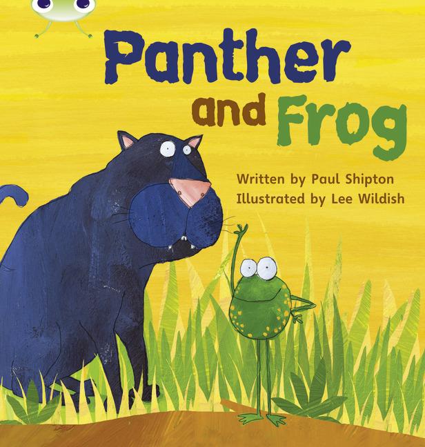 Bug Club Phonics Phase 3: Panther and Frog (Reading Level 5/F&P Level E)
