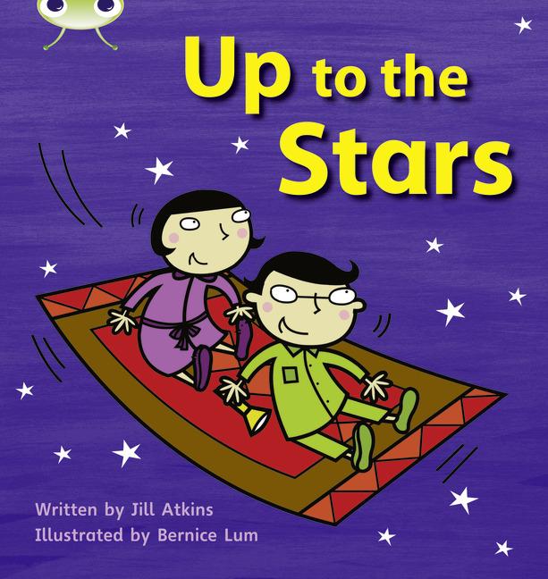 Bug Club Phonics Phase 3: Up to the Stars (Reading Level 5/F&P Level E)