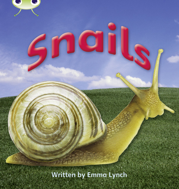 Bug Club Phonics Phase 4: Snails (Reading Level 6-8/F&P Level D-E)