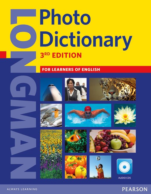 Longman Photo Dictionary Pack Various Buy Online At Pearson