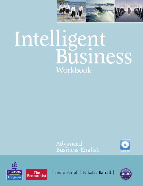Intelligent Business Advanced Workbook with Audio CD - Image