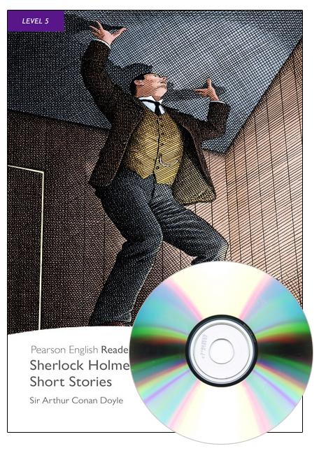 Pearson English Readers Level 5: Sherlock Holmes Short Stories (Book + CD)