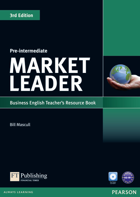 Market leader 3rd edition pre intermediate teachers resource book pearson 9781408279229 9781408279229 market leader 3rd edition pre intermediate teachers resource booktest master cd rom pack fandeluxe Gallery