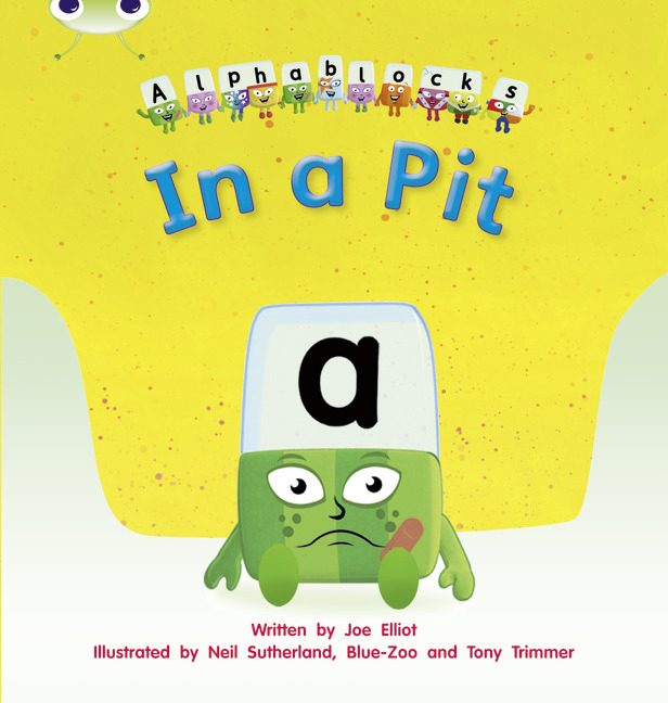 Bug Club Phonics Phase 2: In a Pit (Reading Level 1/F&P Level A)