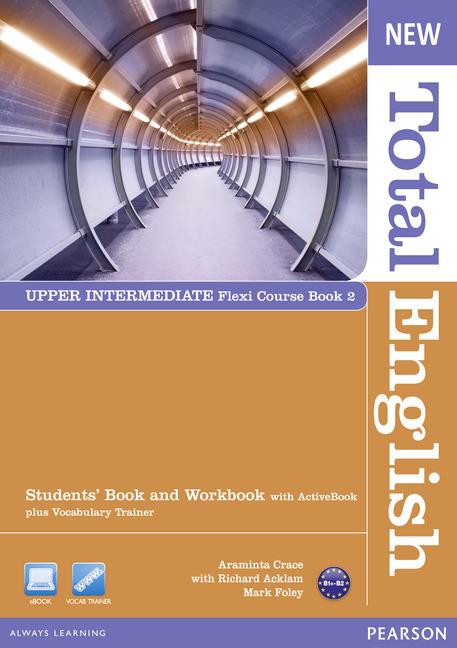 New Total English Upper Intermediate Flexi Course Book 2 - Image