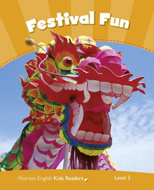 Pearson English Kids Readers Level 3: Festival Fun - Image