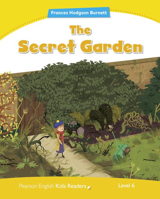 Pearson English Kids Readers Level 6: The Secret Garden - Image