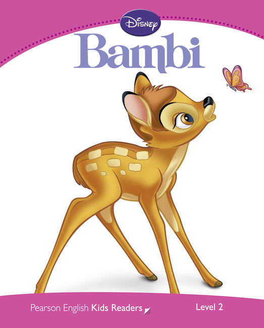 Pearson English Kids Readers Level 2: Bambi - Image