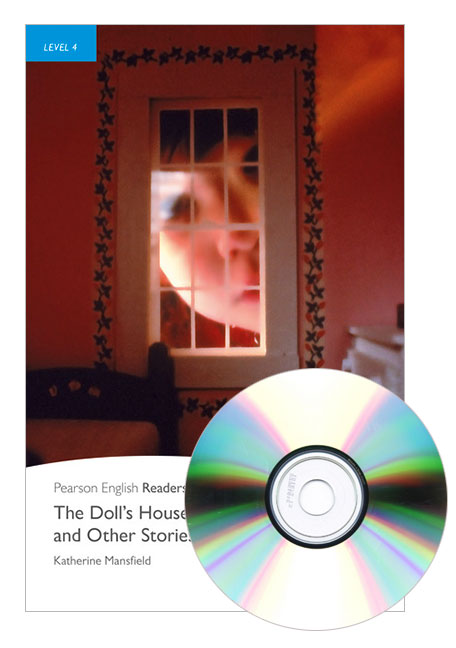 Pearson English Readers Level 4 The Doll S House Book Cd 1st