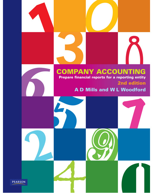 Company accounting prepare financial reports for a reporting company accounting prepare financial reports for a reporting entity 2nd mills alexander woodford william buy online at pearson fandeluxe Gallery