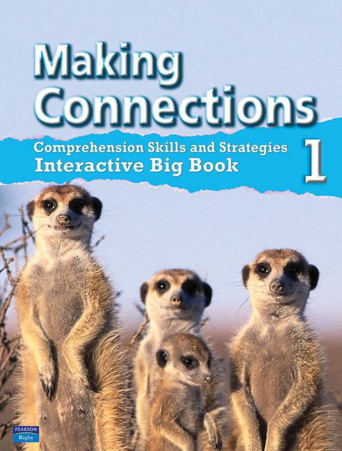 Making Connections Interactive Big Book 1
