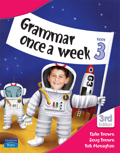 Grammar Once a Week Book 3 - Image