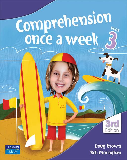 Comprehension Once a Week 3 - Image