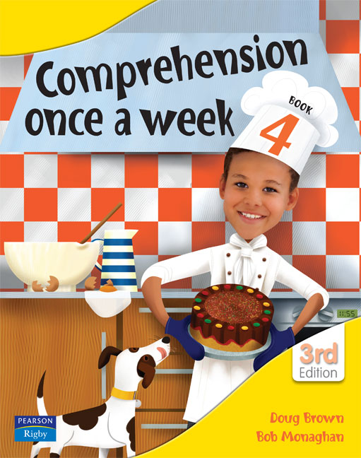 Comprehension Once a Week 4 - Image