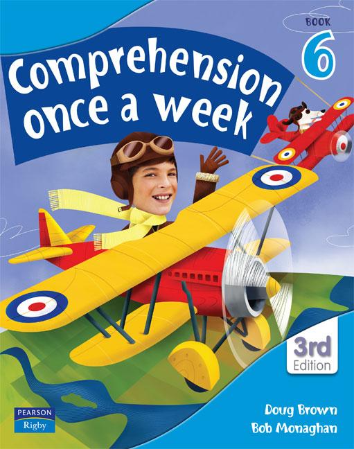 Comprehension Once a Week 6 - Image