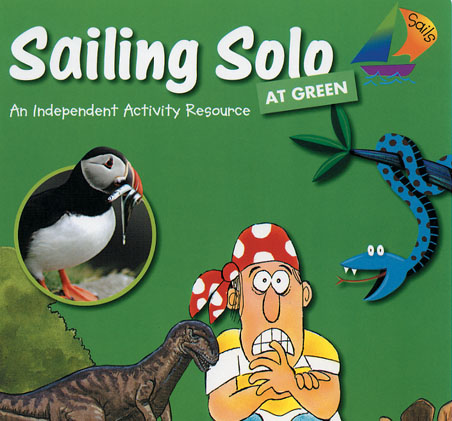 Sailing Solo Green Level: An Independent Activity Resource - Image