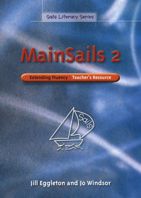 MainSails 2 (Level 4) Teacher's Resource CD - Image