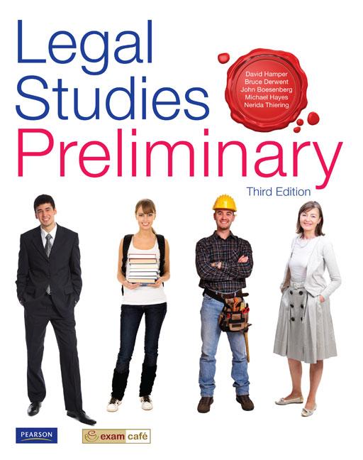 Legal Studies Preliminary - Image