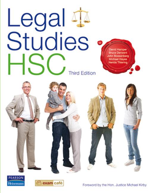 Legal Studies HSC - Image