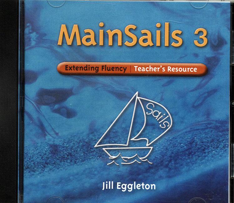 MainSails 3 (Level 5) Teacher's Resource CD