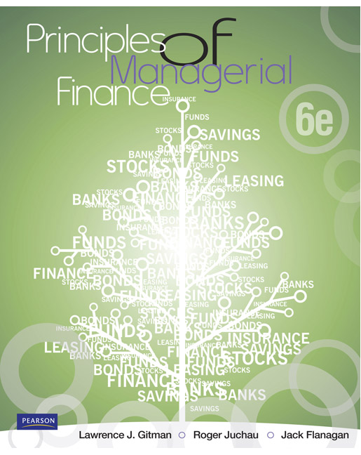 principles of managerial finance 11th edition by gitman solutions Download solution manual of principles of managerial finance 12th edition by  lawrence j gitman ~ books and books.