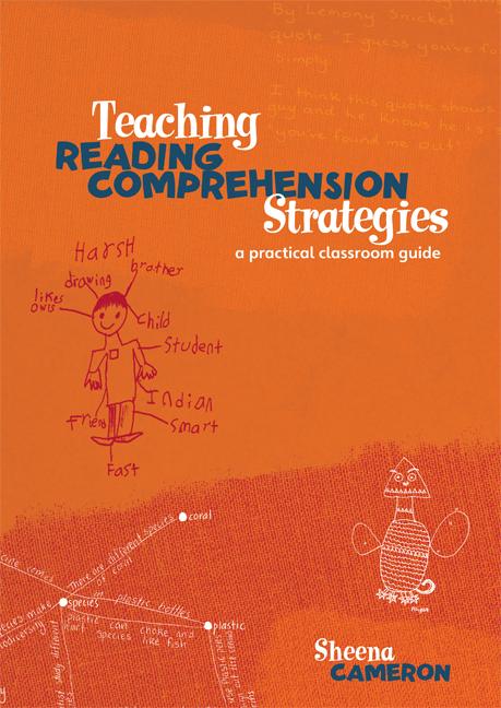 8 Key Comprehension Strategies {Freebie}