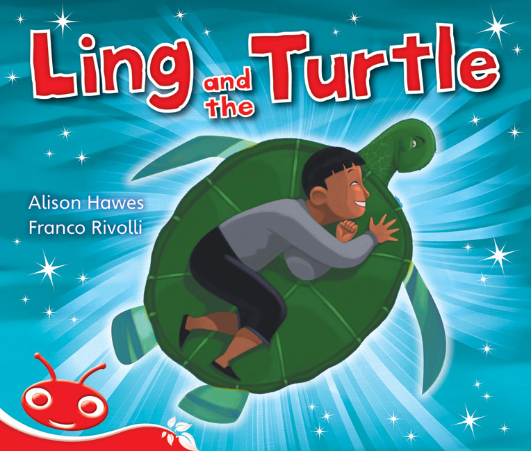 Bug Club Emergent Phonic Fiction Red: Ling and the Turtle (Reading Level 3-5/F&P Level C-D)