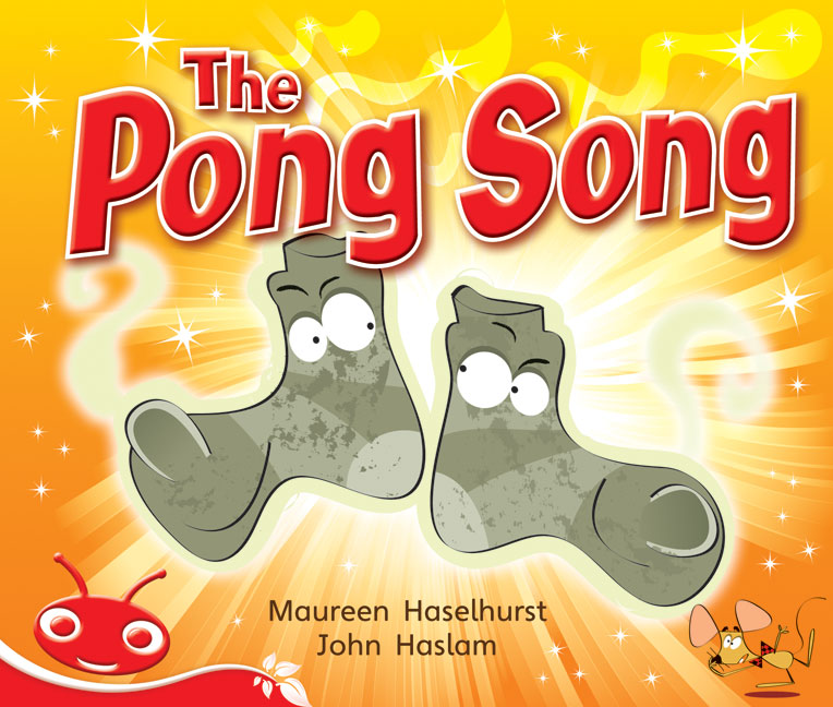Bug Club Emergent Phonic Fiction Red: The Pong Song (Reading Level 3-5/F&P Level C-D)