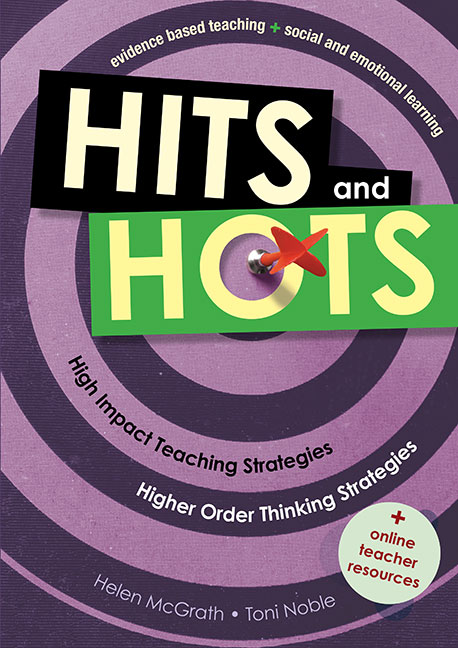 HITS and HOTS: Evidence based teaching + Social and emotional learning - Image