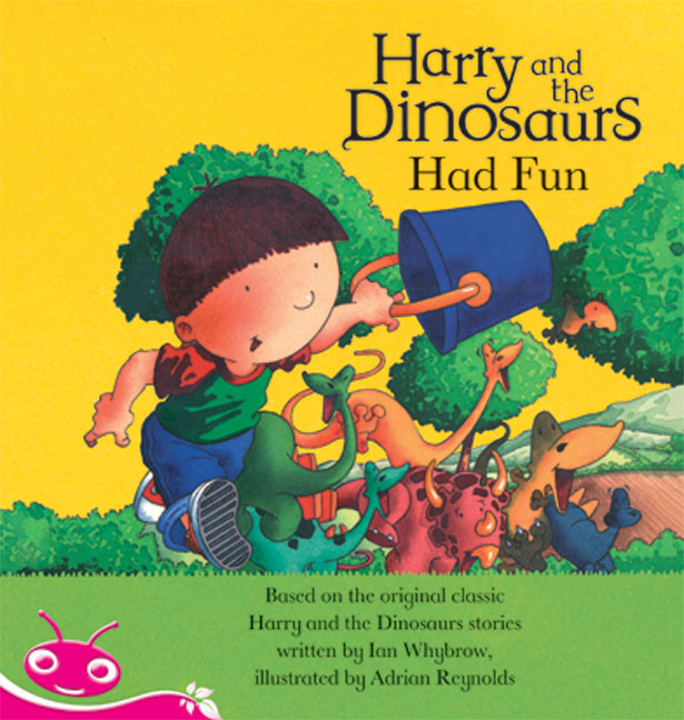 Bug Club Level  1 - Pink: Harry and the Dinosaurs Had Fun (Reading Level 1/F&P Level A)